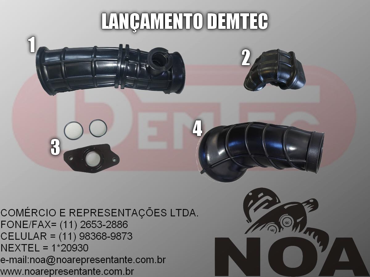 LANÇAMENTO DEMTEC 2017